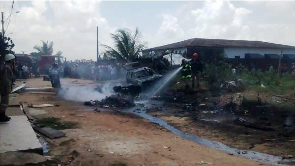 Acidente com helicóptero da Segurança Pública deixa quatro militares mortos