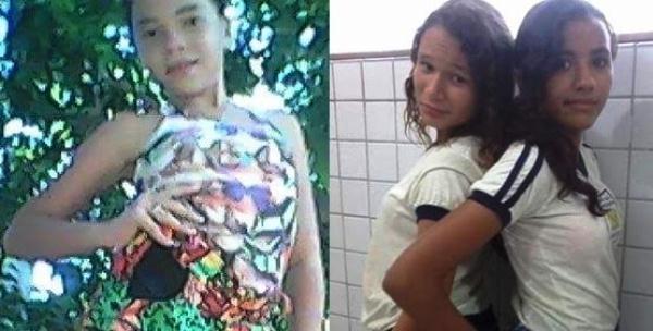 As jovens haviam sido vistas pela última vez por volta das 14h30 na Escola Municipal Professora Leônia Gurgel Fernandes De Azevedo, localizada no Bairro Alto da Liberdade.