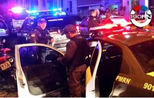 """""""Motoqueiro fantasma"""" volta a atacar em Natal; duas tentativas de homicídio"""